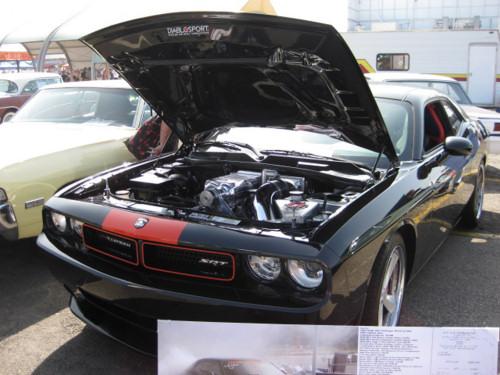 2008年式 ゼネラルモータース GM ダッジ・チャレンジャー SRT8